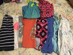 10 piece girls clothing lot 4-5 gap,juice Couture,