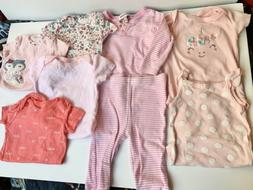 6 9 month baby girl pink clothes