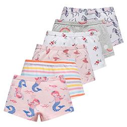 Boboking Baby Soft Cotton Panties Little Girls'Briefs Toddle
