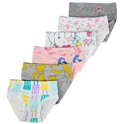 Closecret Kids Underwear Soft Cotton Toddler Panties Little