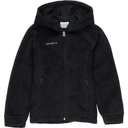 Columbia Big Girls' Benton II Hoodie, Black/Black, Small