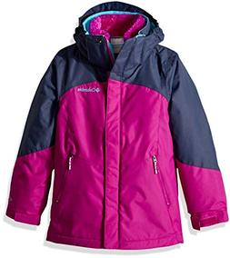 Columbia Little Girl's Bugaboo II Fleece Interchange Jacket,