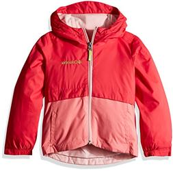 Columbia Little Girl's Rain-Zilla Jacket, Punch Pink, Lollip