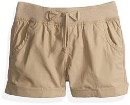 Columbia Little Girls' 5 Oaks Ii Pull-on Short, British Tan,