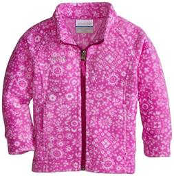 Columbia Little Girls' Toddler Benton Springs II Printed Fle