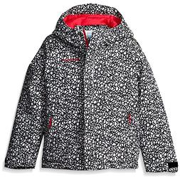 Columbia Little Girls' Toddler Horizon Ride Jacket, White Pr