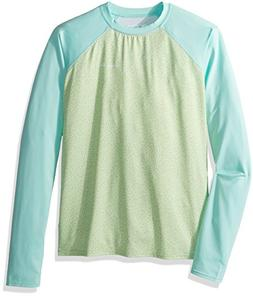 Columbia Little Kids Mini Breaker Printed Long Sleeve Sungua