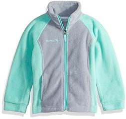 Columbia Toddler Girls' Benton Springs Fleece, Astral, Pixie