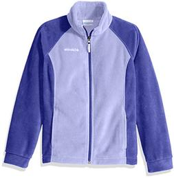 Columbia Toddler Girls' Benton Springs Fleece Jacket, Fairyt