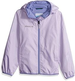 Columbia Toddler Kids Mini Pixel Grabber Ii Wind Jacket, Pha