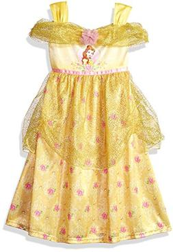 Disney Little Girls' Beauty and The Beast Belle Nightgown, B