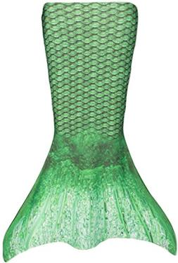 Fin Fun Toddler Mermaid Tail Costume for Swimming, Celtic Gr