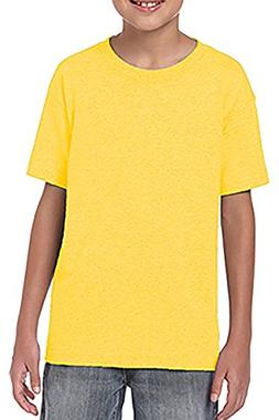 Gildan Childrens Unisex Soft Style T-Shirt