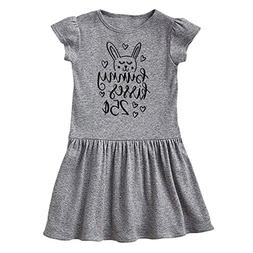 Mashed Clothing Baby-Girls - Bunny Kisses 25 Cents Easter -