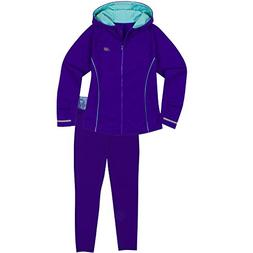 New Balance Little Girls' Hooded Jacket and Tight Sets, Spec