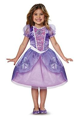 Next Chapter Classic Sofia The First Disney Junior Costume,