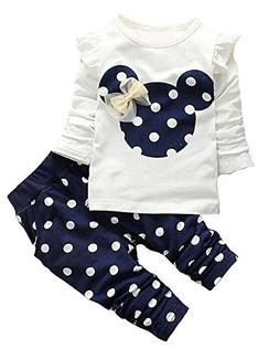 SweetGirl Adorable Toddler Baby Girls Clothes Infant Outfits