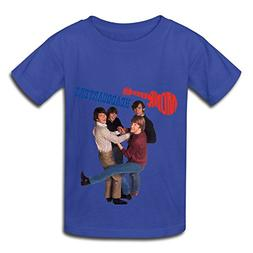 TECC Monkees Headquarters Big Boys Girls Fashion T Shirt Roy