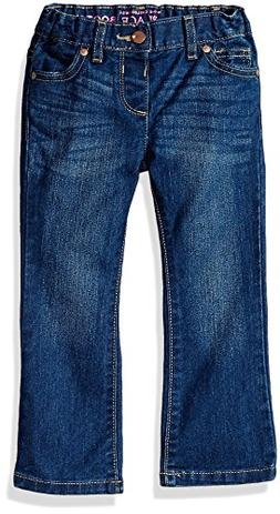 The Children's Place Baby Girls Bootcut Jeans, Indgostone 22