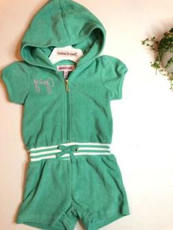 juicy couture baby clothes 3-6 Months Girl Cute Outfit Sport