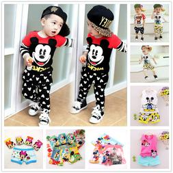 baby kids mickey mouse clothing t shirt