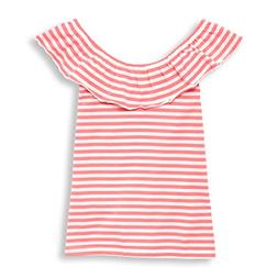 The Children's Place Big Girls' Off Shoulder Top, Gumball 01