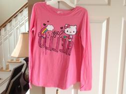 BRAND NEW Sanrio Hello Kitty Long Sleeve Shirt Childrens NWT