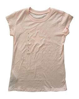 Converse Chuck Taylor All Star Girls' T-Shirt Tee )