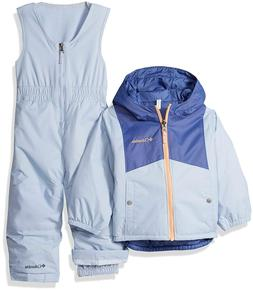 Columbia Girls' Double Flake Set