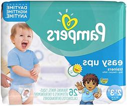 Pampers Easy Ups Training Pants Size 4 16, 26 CT