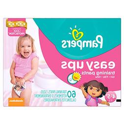 Pampers Easy Ups Girls' Training Pants, Super Pack