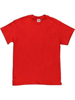 Gildan Basic T-Shirt - red, xxl