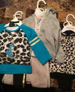 Girl Infant Bundle Outifts Baby Phat DKNY Juicy Couture Baby