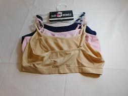 """Limited Too Girl's Youth 3 Pack Seamless Bras Bra Size L 32"""""""