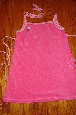 Juicy Couture - girls'  terry cloth Tennis Dress - NWOT