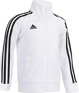adidas Girls 7-16 Warm up Tricot Track Jacket