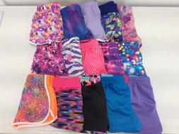 SKECHERS - Girls Active Wear Lined SHORTS - 15 patterns  NWT