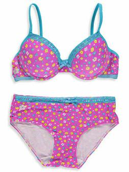 Limited Too Girls' Bra & Panty Set