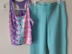 Girls clothing brand Joe Boxer sweatpants and top size XL  N