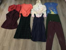 Girls Clothing Lot, 9 Items, Size 14/16 & Equivalent, Disney