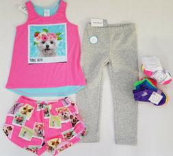 GIRLS CLOTHING LOT - THE CHILDREN'S PLACE CARTERS - SHORTS S