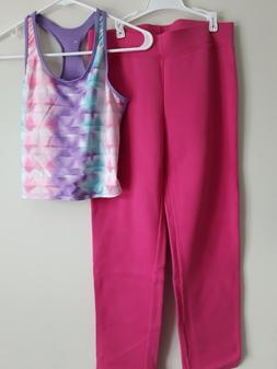 Girls  clothing size XL  brand Joe Boxer sweatpants and top
