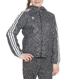 Adidas Girls Kids Clothing Originals YWF Windbreaker Jacket