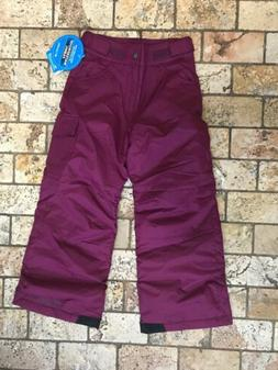 Columbia Girls Purple Starchaser Peak II Ski Snow Pants XS N