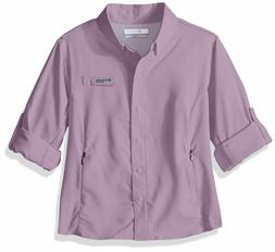 Columbia Girls Tamiami Long Sleeve Shirt
