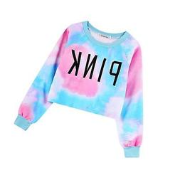 Ancia Girls Teens Womens Cute Sweetshirt Pullover Sweater Lo