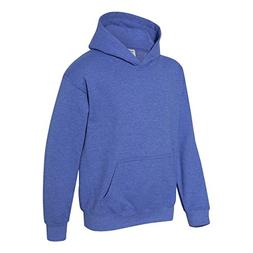 Gildan Heavy Blend Childrens Unisex Hooded Sweatshirt Top/Ho