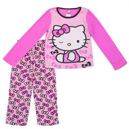 Sanrio Hello Kitty Girls 2 Piece Pajama