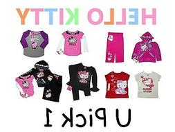 HELLO KITTY TEE SHIRT PANTS BOTTOM CAT TOP GIRLS CLOTHES KID