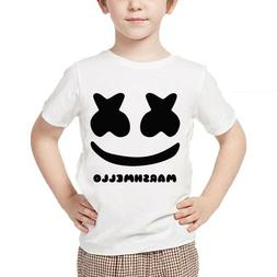 Kids Tops For Boys Girls Baby Casual Clothes Fashion Print C